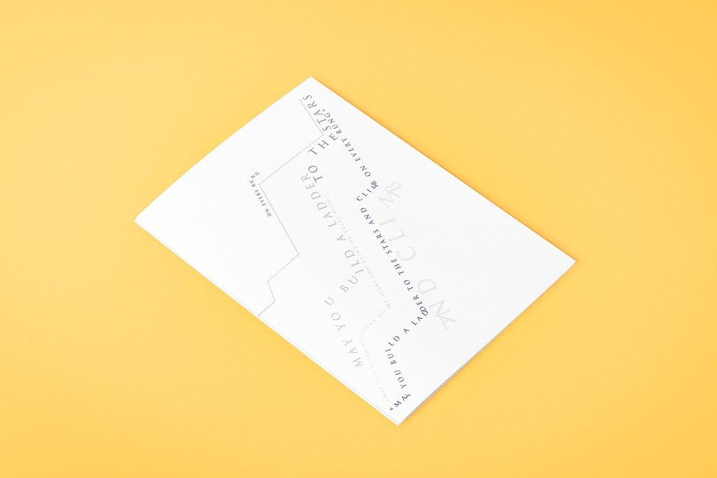 Einladungskarte U2013 Regains